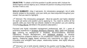 Cv Sample Job Objective Choice Image Certificate Design And Template