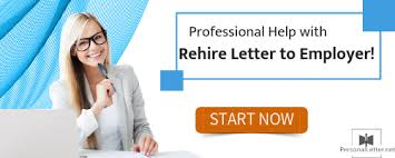 Letter Of Intent To Return To Work After Resignation Rehire Letter To Employer Reapplication Letter Samples