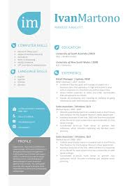 The Ivan Resume Creative Resume Template