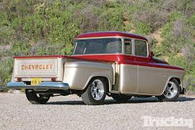 1956 Chevrolet Pickup - Stretched Chevy Photo & Image Gallery