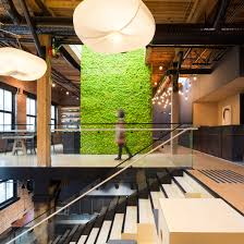 interior office design. Nice Architectural Office Design With Slack S Vancouver Offices Occupy Warehouse Repurposed By Leckie Studio Other Interior E