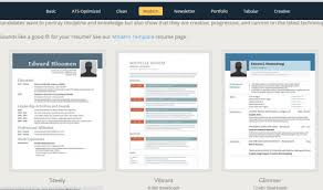 Modern Newsetter Resume Templates 4 Websites To Get Free Resume Templates For Word