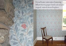 wallpaper hanging by susan