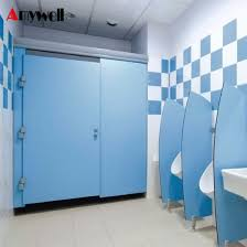 Bathroom Partition New China Amywell Top Sale Waterproof Phenolic Bathroom Partition HPL