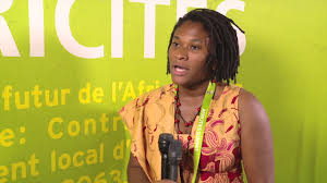 Interview with Priscilla Ofori-Amanfo, Senior Communication- Cities  Alliance - YouTube