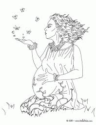 Viewing Gallery For Aphrodite Coloring Pages 131312 Poseidon