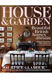 Small Picture May 2017 Cover The May Issue Inside House Garden Magazine