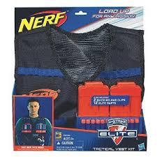 Nerf N-Strike Elite Tactical Vest Kit Best Toys and Gifts for 8 Year Old Boys in 2019 - BestForTheKids