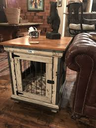 pet crate end table home decor color of bright handcrafted dog kennel and dog crate custom