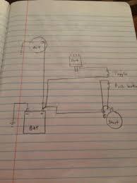 cucv alternator wiring diagram cucv image wiring wiring trouble pirate4x4 com 4x4 and off road forum on cucv alternator wiring diagram