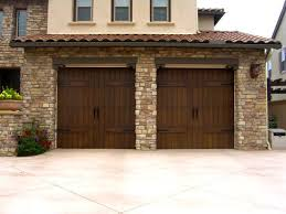 diy faux wood garage doors. Garage Doors With Faux Wood Paint For The Dream Home Diy