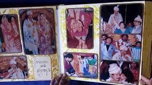 Handmade Album Ideas For Personal Photos 25th Wedding Anniversary