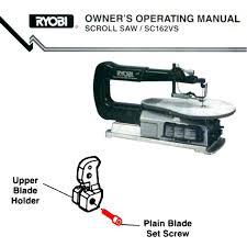 ryobi scroll saw blades. ryobi scroll saw blades r