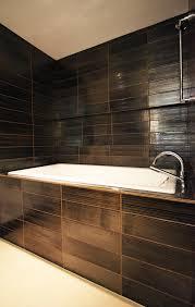 Tile In Bathroom Tiled Bathroom Black Bathroom Tile In Bathroom Remodel Blue