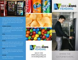 Vending Machine Brochure Inspiration BreakingVendingBrochure 48