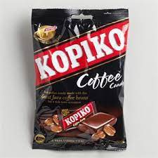 There are 7 mg of caffeine per piece of chocolate, so don't expect to get an equivalent. Kopiko Coffee Candy Flavored Coffee Hard Candies 28 Pcs