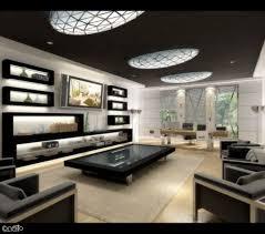 futuristic entertainment room