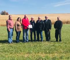 Gleason Lots Donation 2020 - Audubon County