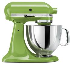 Kitchen Aid Mixer Green