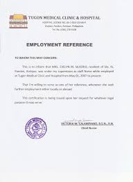 5420 48088349412 Tugonmed Clinic Hospital Employmentreference Jpg