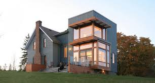 Windows Exterior Design Delectable 48 Modern Corner Windows For Framed And Frameless Panoramic Views