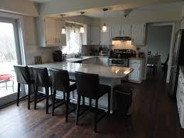 Kitchen Design Breakfast Bar Black Kitchen Island With Breakfast Bar Best Kitchen Ideas 2017
