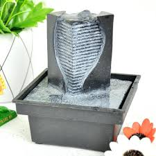 water fountain for house where to keep in as per vastu desk top or office