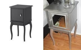 mirror nightstand ikea. ikea hack edland night stand: mirrored look mirror nightstand s