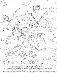Roman Coloring Pages A Roman Soldier From Late Ancient Coloring Page
