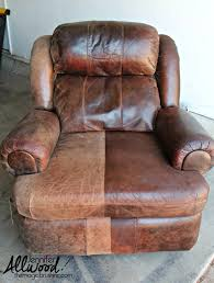 how to paint leather furniture. Interesting Furniture Intended How To Paint Leather Furniture
