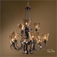 vetraio 9 light chandelier in oil rubbed bronze