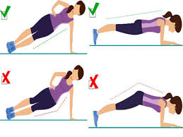 The Right Way To Do Planks Times Of India