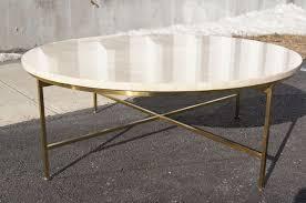 Nice Creative Of Round Brass Coffee Table Coffee Table Brass Round Coffee Table  Round Brass And White Nice Design