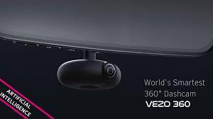 VEZO <b>360</b> - The First <b>4K 360</b>˚ Smart Dash Cam by ArVizon, Inc ...