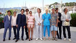 Wes Anderson brings stars together at ...