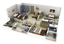 marvelous stunning simple modern house floor plans 3d ideas today