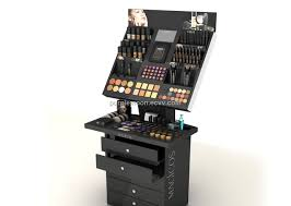 Mac Makeup Display Stands IVC Has Worked With Sephora To Create Different Merchandisers For 18