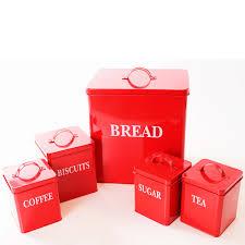 red kitchen canisters red kitchen canisters photo u with