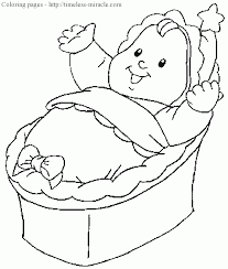 Small Picture Coloring page baby Photo 4
