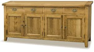 Rustic Kitchen Sideboard Furniture Get Extra Dining Room Storage With Great Buffet
