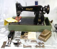 Pfaff 30 Sewing Machine Value