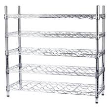 wall mounted wire shelving. Thumb-size Of Comfy Wall Mounted Wire Racks Shelving Glamorous Design T