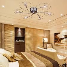 luxury modern chandelier with ceiling fan attached design rectangular crystal high end designer chandeliers