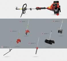 professional gasoline brush metal blade brush cutter tw350 33cc kingpark garden tools