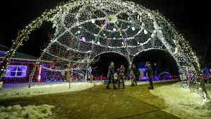 Rotary Lights Near Me Marshfield Rotary Winter Wonderland Lights Display Returns