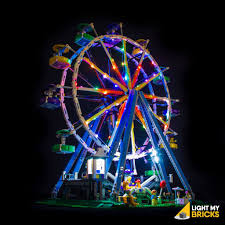 Wheel Light Kit Ferris Wheel Lego Light Kit 10247 Light My Bricks Brick