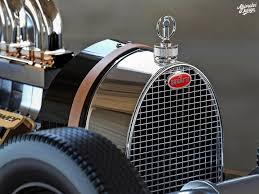Рейтинг модели — 5.0 / 5. Bugatti Type 35 Hot Rod Render Dances On The Border Of Blasphemy