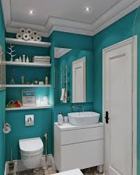 Small Bathroom Wall Colors Agreeable Color Ideas Paint Best Top On ...