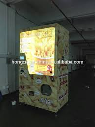 Hot Food Vending Machine For Sale Adorable Hot Sale French Fries Vending Machine Hot Food Vending Machine Buy