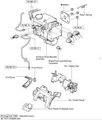 i have a 1998 lexus gs 300 the brake pedal is hard to press graphic